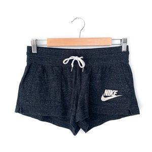 Nike Gym Vintage Gray Sweat Shorts